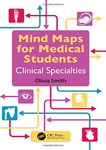 Mind Maps for Medical Students Clinical Specialties: Clinical Specialties von Taylor & Francis Inc