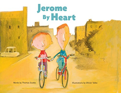 Jerome By Heart von Enchanted Lion Books
