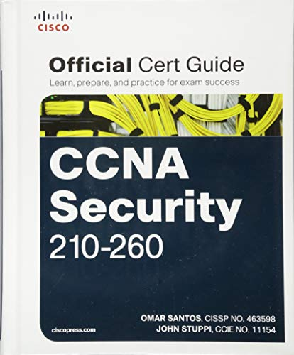 CCNA Security 210-260 Official Cert Guide von Pearson Deutschland Gmbh; Cisco Press