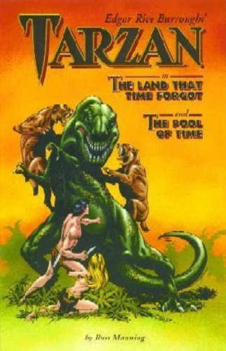 Tarzan in The Land That Time Forgot and The Pool of Time von Dark Horse Books