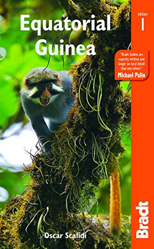 Equatorial Guinea (Bradt Country Guides) von Bradt Travel Guides