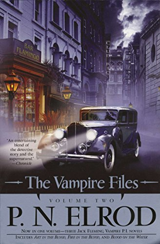 2: The Vampire Files, Volume Two