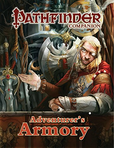 Pathfinder Companion: Adventurer's Armory von Paizo Publishing