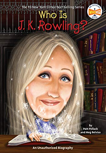 Who Is J.K. Rowling? (Who Was?) von Penguin Workshop