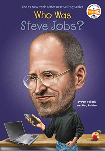 Who Was Steve Jobs? von Grosset amp; Dunlap