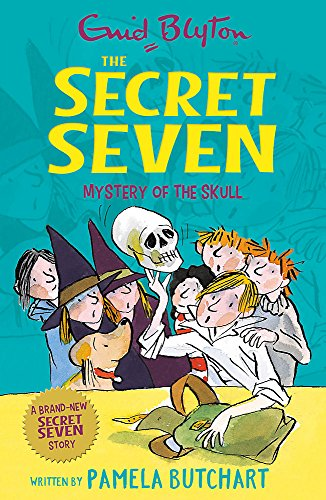 Mystery of the Skull (Secret Seven, Band 16)