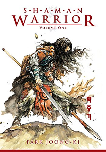Shaman Warrior Volume 1 von Dark Horse Books