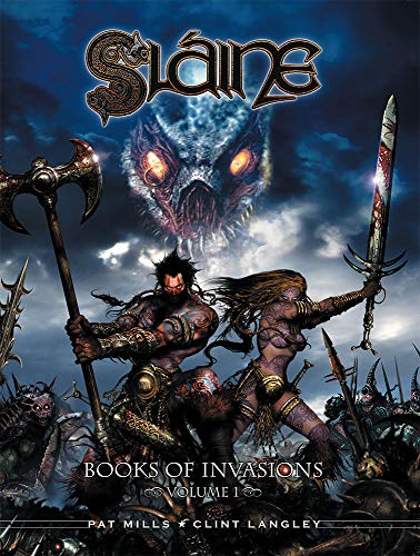 Slaine - The Books of Invasions von Simon + Schuster UK