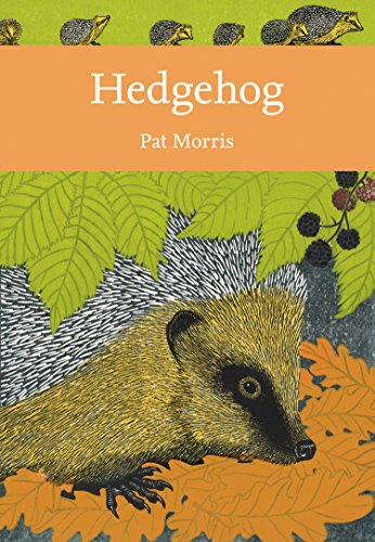 Hedgehog (New Naturalist Library, Band 137)