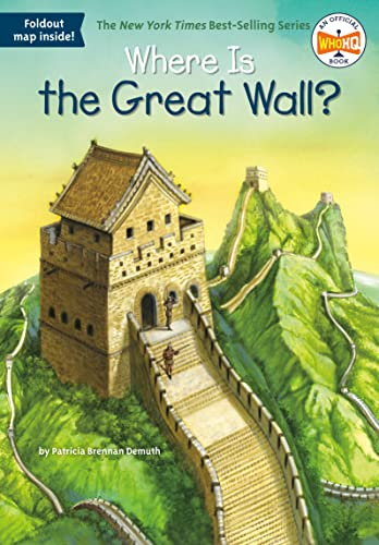 Where Is the Great Wall? von Lap Lambert Academic Publishing; Grosset & Dunlap