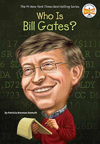 Who Is Bill Gates? (Who Was?) von Penguin Workshop
