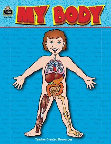 My Body (Science Books) von Teacher Created Resources
