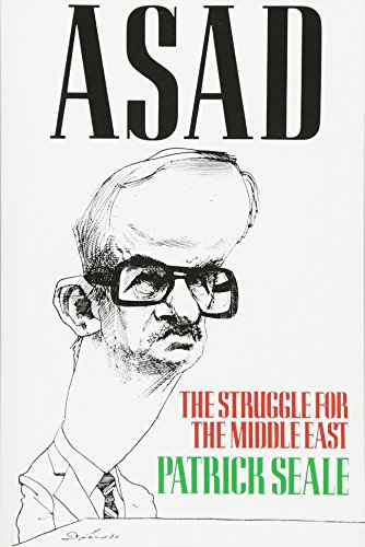 Asad: The Struggle for the Middle East von University of California Press