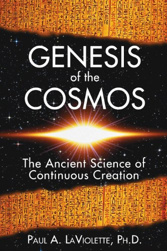 Genesis of the Cosmos: The Ancient Science of Continuous Creation von Brand: Bear Company