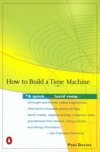 How to Build a Time Machine von Penguin Books