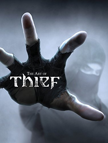 The Art of Thief von Titan Books