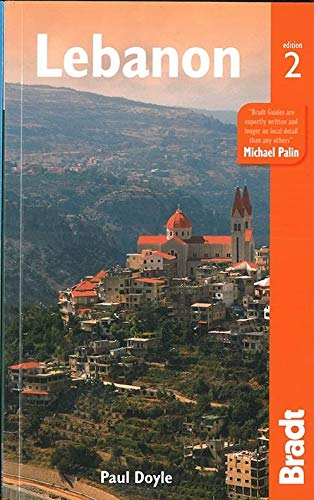 Lebanon (Bradt Travel Guide) von Bradt Travel Guides