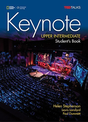 Keynote Upper Intermediate, Student's Book: B2 (inkl. DVD) von National Geographic Learning