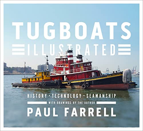 TUGBOATS ILLUS von W W NORTON & CO