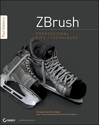 ZBrush Professional Tips and Techniques von John Wiley & Sons