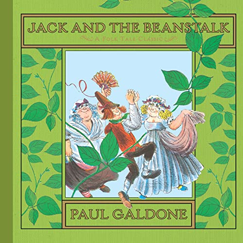 Jack and the Beanstalk (Paul Galdone Classics) von HMH Books for Young Readers