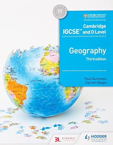 Cambridge IGCSE and O Level Geography 3rd edition (Cambridge Igcse & O Level) von Hodder Education