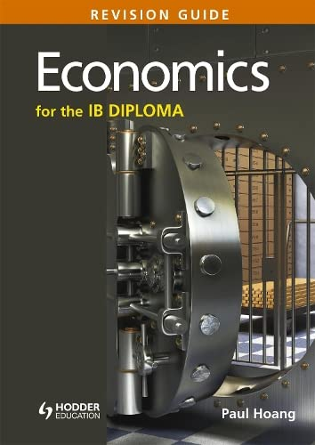 Economics for the IB Diploma Revision Guide: (International Baccalaureate Diploma) von Hodder Education