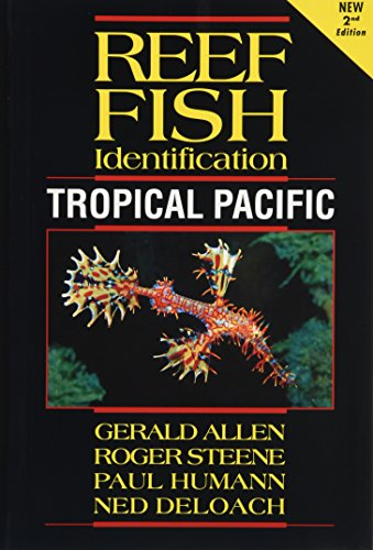 Reef Fish Identification: Tropical Pacific von New World Publications Inc.,U.S.