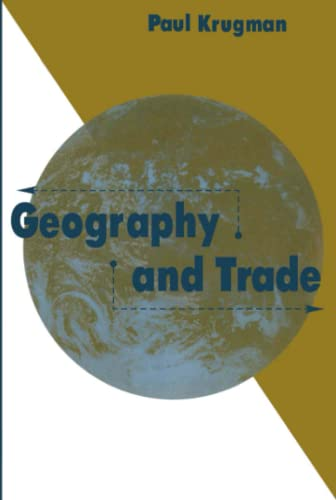 Geography and Trade (Gaston Eyskens Lecture)