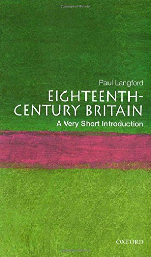 Eighteenth-Century Britain: A Very Short Introduction (Very Short Introductions) von Oxford University Press, USA