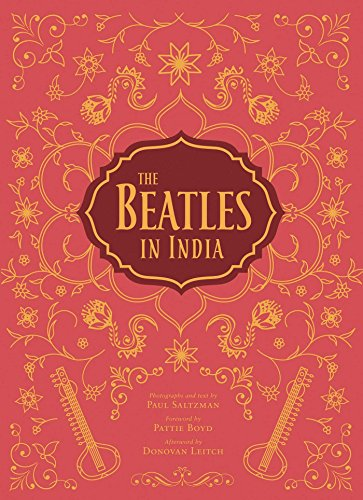 The Beatles in India von Pocket Books