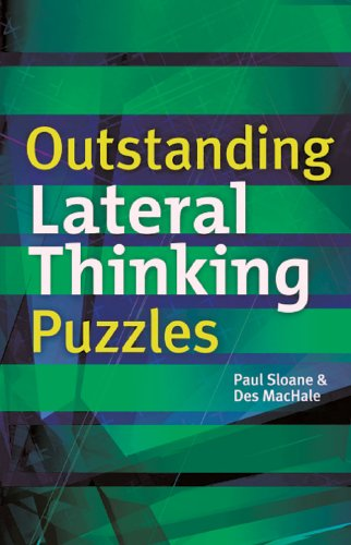 Outstanding Lateral Thinking Puzzles von Sterling