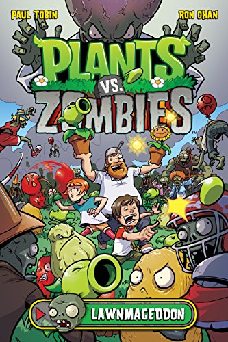 Plants vs. Zombies Volume 1: Lawnmageddon