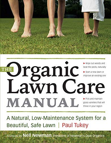 The Organic Lawn Care Manual: A Natural, Low-Maintenance System for a Beautiful, Safe Lawn von STOREY PUB