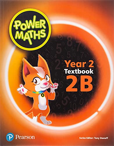 Power Maths Year 2 Textbook 2B (Power Maths Print)