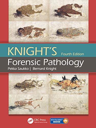 Knight's Forensic Pathology von Taylor & Francis Ltd