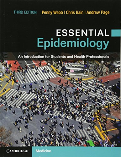 Essential Epidemiology: An Introduction for Students and Health Professionals von Cambridge University Press