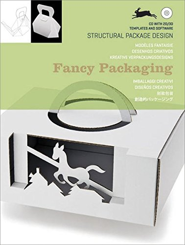 Fancy Packaging: Kreative Verpackungsdesigns (Structural Package Design) von Pepin Press