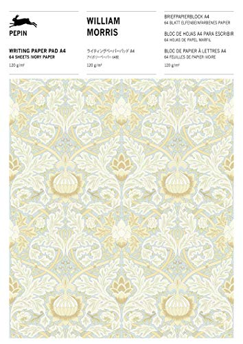William Morris: Writing Paper & Note Pad A4 von Pepin Press B.V., The