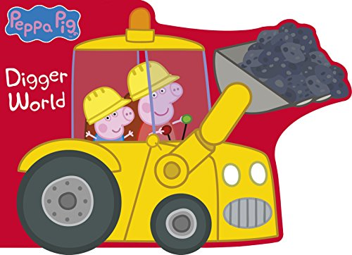 Peppa Pig: Digger World von Ladybird