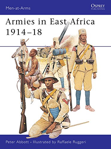 Armies in East Africa 1914-18 (Men-at-Arms, Band 379) von Osprey Publishing (UK)