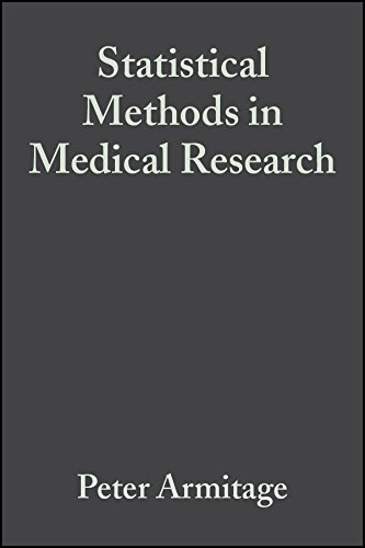 Statistical Methods in Medical Research (Armitage, Statistical Methods in Medical Research) von Blackwell Publishers