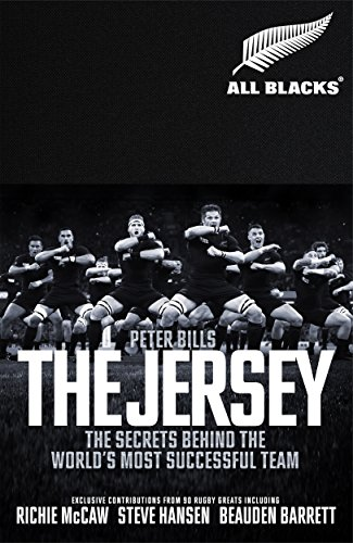 The Jersey: The All Blacks: The Secrets Behind the World's Most Successful Team von Pan Macmillan