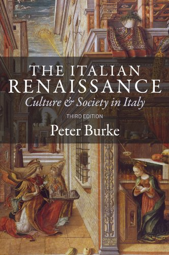 The Italian Renaissance: Culture and Society in Italy von Polity