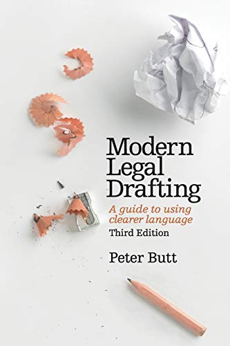 Modern Legal Drafting von Cambridge University Press