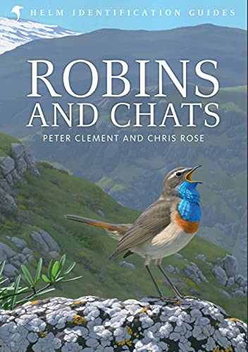 Robins and Chats (Helm Identification Guides) von Helm