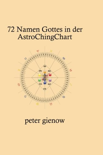 Die 72 Namen Gottes in der AstroChingChart