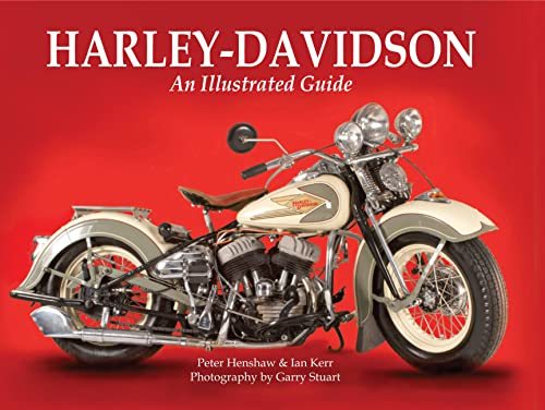 Harley-Davidson: An Illustrated Guide von CHARTWELL BOOKS
