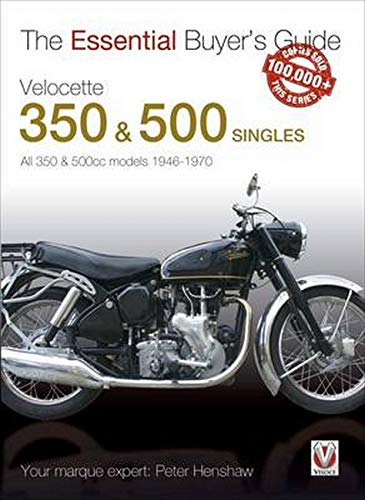The Essential Buyers Guide Velocette 350 & 500 Singles