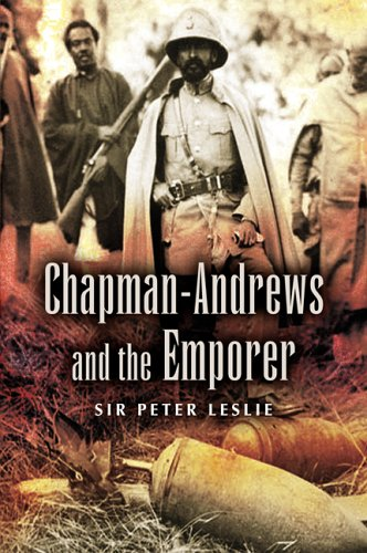 Chapman Andrews and the Emperor